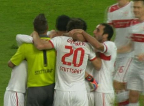 Stuttgart 2–1 Eintracht Frankfurt