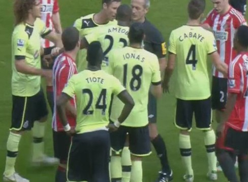 Sunderland 1-1 Newcastle United