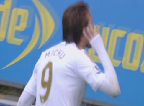 Swansea City 2-1 Wigan Athletic