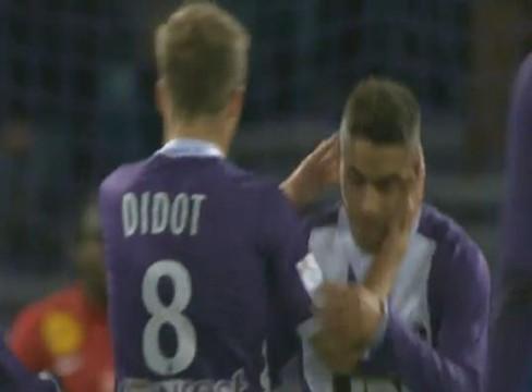 Toulouse 3-1 Brest