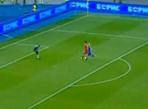 Ukraine 0-1 Montenegro