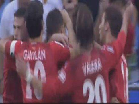 Zaragoza 0-1 Getafe