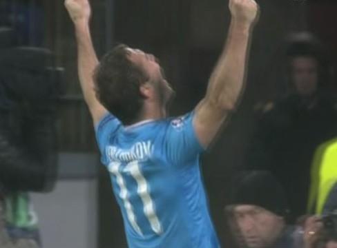 Zenit 1-0 Anderlecht