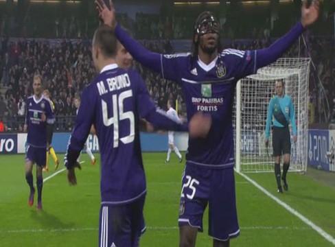 Anderlecht 1-0 Zenit