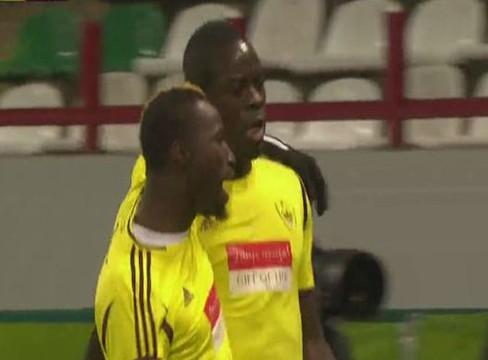 Anzhi 2-0 Udinese