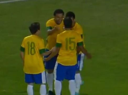 Argentina 2-1 Brazil (Pen 3-4) (Super Classico)