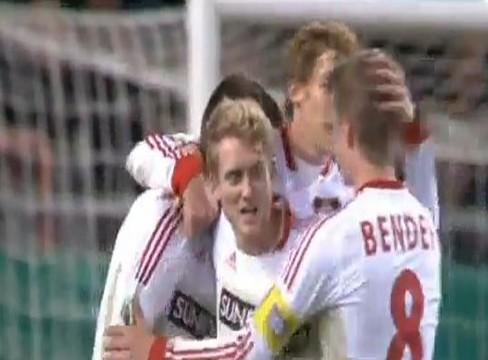 Arminia Bielefeld 2-3 Bayer Leverkusen