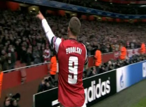 Arsenal 2-0 Montpellier