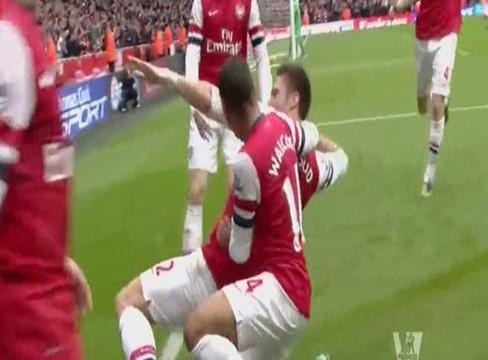 Arsenal 5-2 Tottenham Hotspur