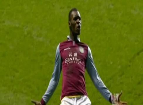 Aston Villa 1-0 Reading