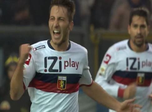 Atalanta 0-1 Genoa