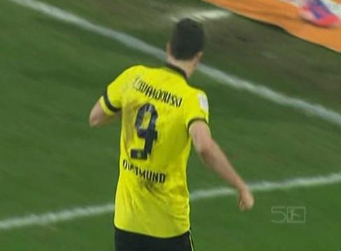 Augsburg 1-3 Borussia Dortmund
