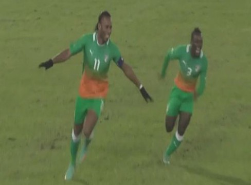 Austria 0-3 Ivory Coast