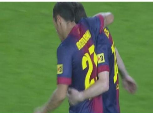 Barcelona 3-1 Celta Vigo