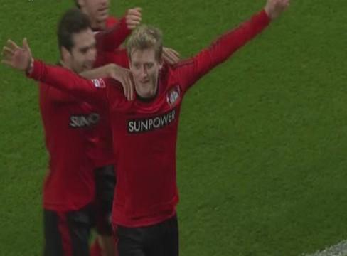 Bayer Leverkusen 2-0 Schalke