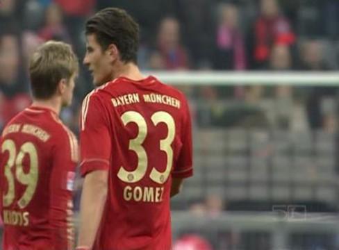 Bayern Munich 5-0 Hannover