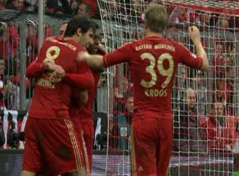 Bayern Munich 2-0 Eintracht Frankfurt