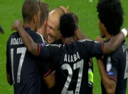 Bayern Munich 6-1 Lille