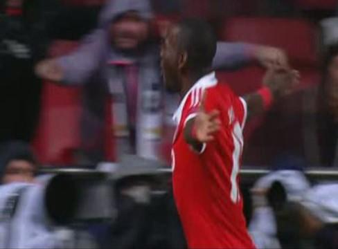 Benfica 2-1 Celtic