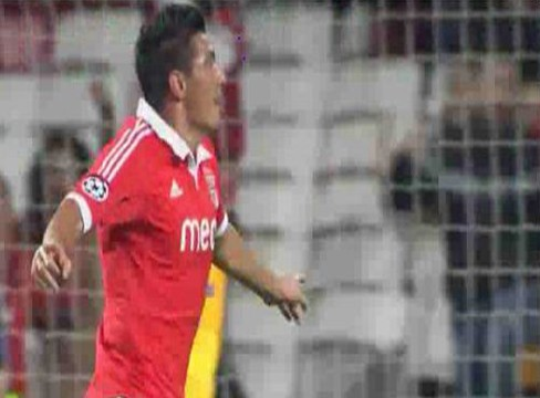 Benfica 2-0 Spartak Moscow