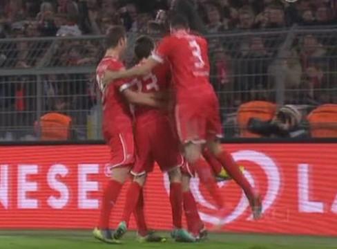 Borussia Dortmund 1-1 Fortuna Dusseldorf