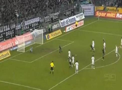 Borussia Monchengladbach 1-1 Freiburg
