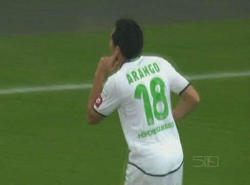 Borussia Monchengladbach 2-0 Wolfsburg