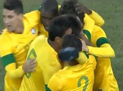 Brazil 1-1 Colombia