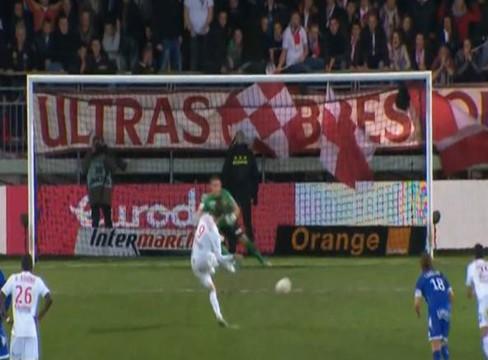 Brest 3-0 Bastia