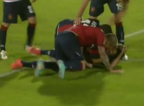 Cagliari 4-2 Siena