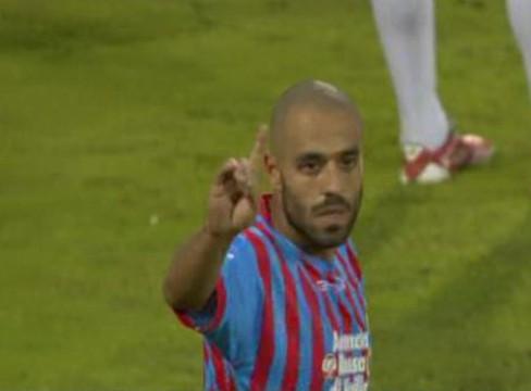 Catania 2-1 Chievo