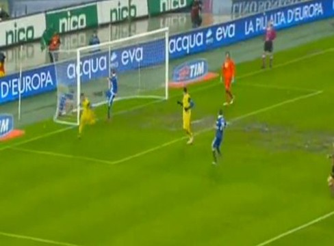 Chievo 2-0 Pescara