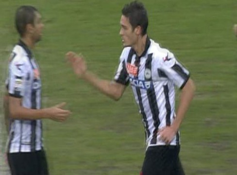 Chievo 2-2 Udinese