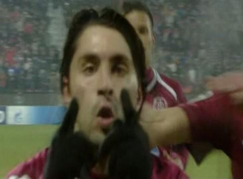Cluj 3-1 Sporting Braga