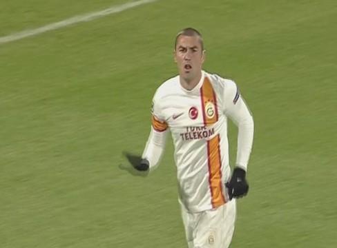 Cluj 1-3 Galatasaray