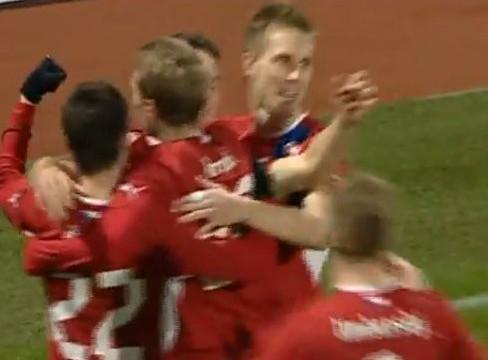 Czech Republic 3-0 Slovakia