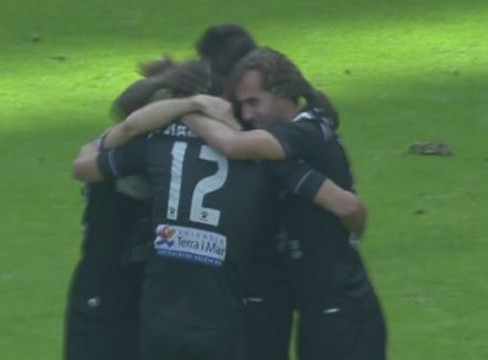 Deportivo La Coruna 0-2 Levante