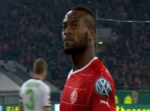 Fortuna Dusseldorf 1-0 Borussia Monchengladbach