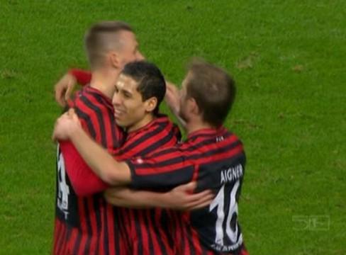 Eintracht Frankfurt 4-2 Augsburg