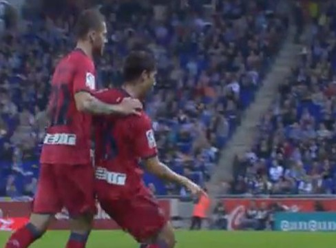 Espanyol 0-3 Osasuna
