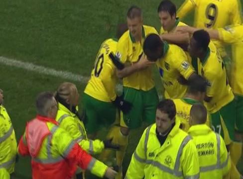Everton 1-1 Norwich City