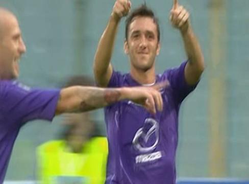 Fiorentina 4-1 Cagliari