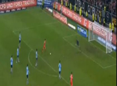 Fortuna Dusseldorf 2-0 Hamburger SV