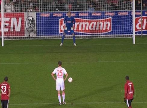 Freiburg 0-2 Bayern Munich