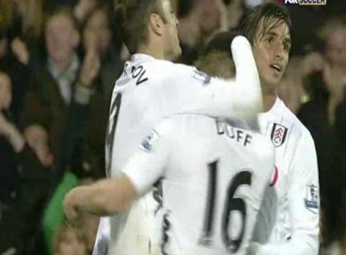 Fulham 2-2 Everton