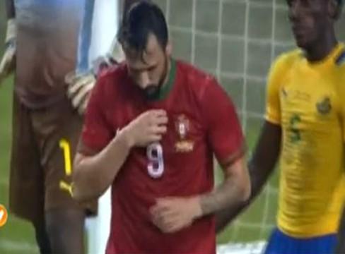 Gabon 2-2 Portugal