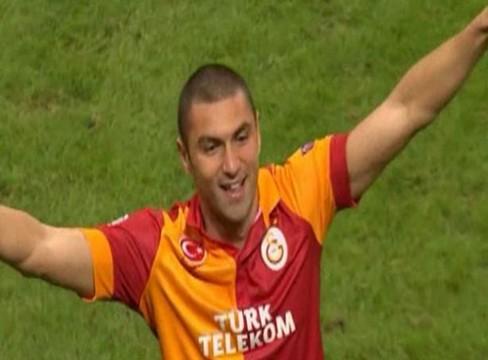Galatasaray 1-0 Manchester United