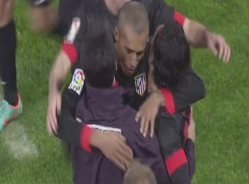 Granada 0-1 Atletico Madrid