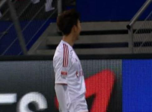 Hamburger SV 1-0 Mainz