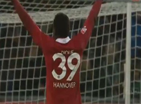 Hannover 2-0 Augsburg